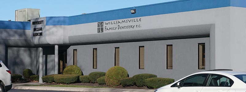 Contact Williamsville Family Dentistry (Building exterior)